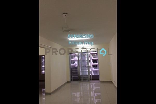 For Rent Condominium at Platinum Lake PV21, Setapak Freehold Semi Furnished 2R/2B 1.35k