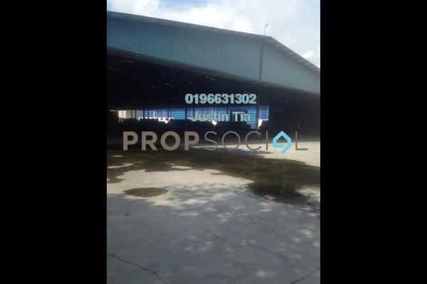 For Rent Factory at Kampung Telok Gong , Port Klang Freehold Unfurnished 0R/0B 84k