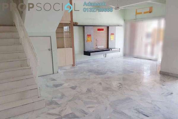 For Sale Terrace at Taman Sri Bintang, Kepong Freehold Unfurnished 5R/3B 1.03m