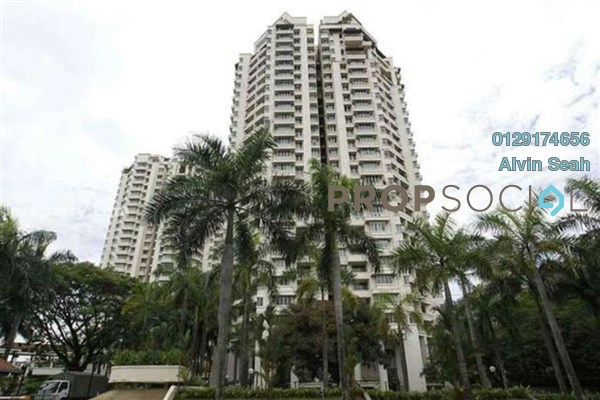 For Sale Condominium at Riana Green, Tropicana Freehold Fully Furnished 2R/2B 690k