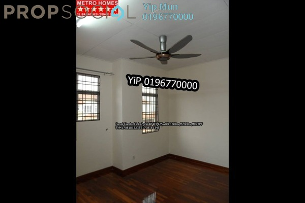 For Sale Terrace at Canal Gardens, Kota Kemuning Freehold Semi Furnished 2R/2B 950k