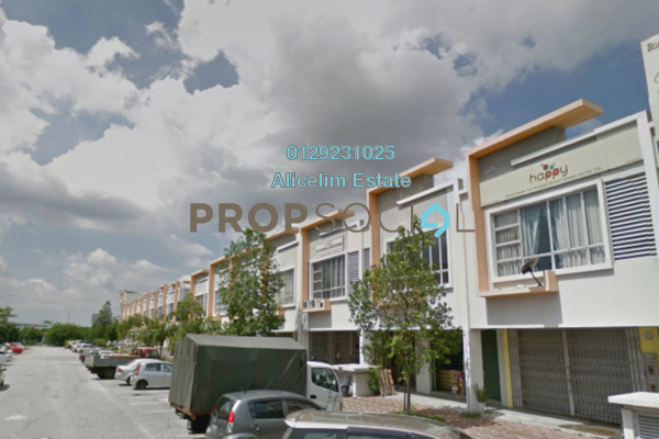 For Rent Shop at PP 2, Taman Putra Prima Freehold Unfurnished 0R/2B 3.5k