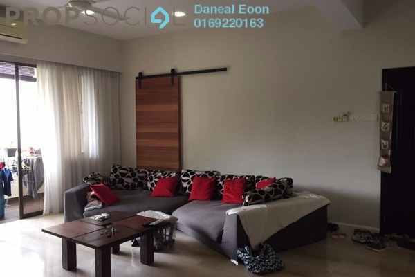For Rent Condominium at Tivoli Villas, Bangsar Freehold Fully Furnished 3R/2B 5k