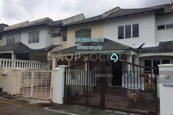 For Sale Superlink at Taman Sri Bahagia, Cheras South Freehold Semi Furnished 4R/3B 500k