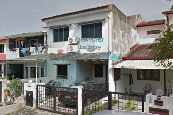 For Sale Terrace at Taman Alam Megah, Shah Alam Freehold Unfurnished 4R/2B 475k