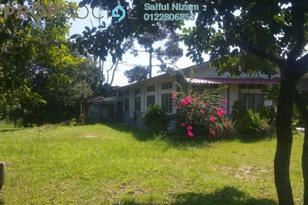 For Sale Land at Kampung Bahagia, Bangi Leasehold Unfurnished 0R/0B 550k