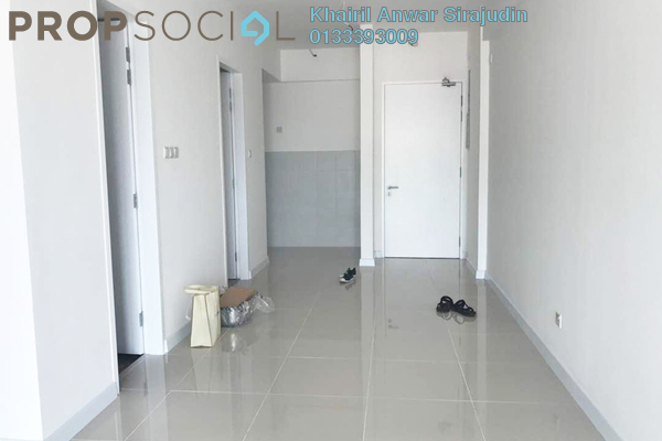 For Sale Condominium at Suria @ North Kiara, Segambut Freehold Unfurnished 2R/2B 610k