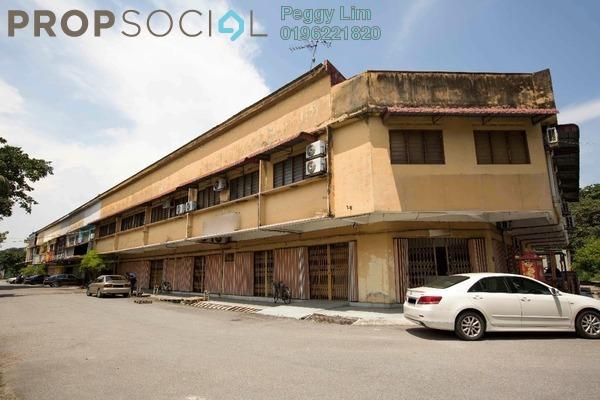 For Sale Shop at Taman Meru, Klang Freehold Unfurnished 0R/1B 650k