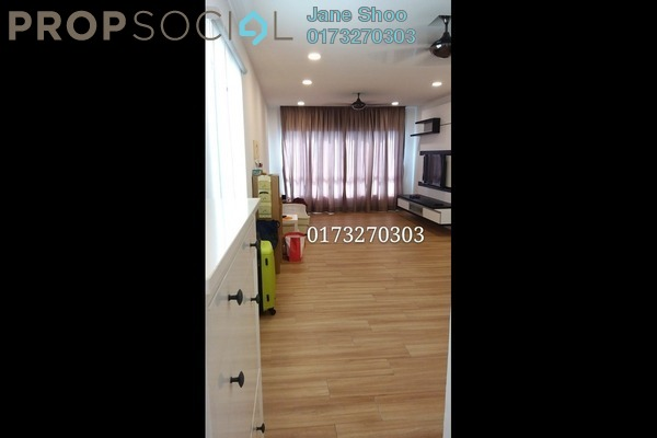 For Sale Condominium at Green Avenue, Bukit Jalil Freehold Fully Furnished 4R/2B 580k
