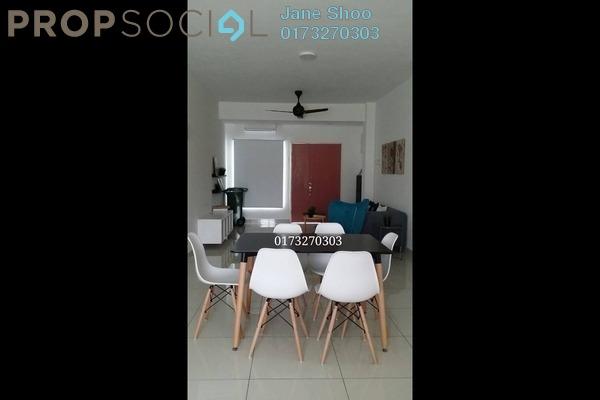 For Rent Condominium at Bukit OUG Townhouse, Bukit Jalil Freehold Fully Furnished 3R/3B 1.8k