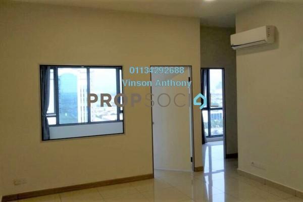 For Rent Apartment at Da Men, UEP Subang Jaya Freehold Unfurnished 2R/1B 1.55k