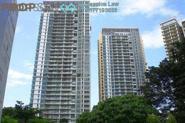 For Rent Condominium at Hampshire Residences, KLCC Freehold Fully Furnished 3R/3B 8k