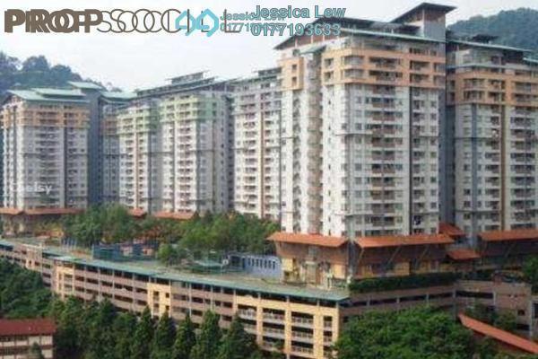 For Rent Condominium at Perdana Exclusive, Damansara Perdana Freehold Fully Furnished 3R/2B 1.7k