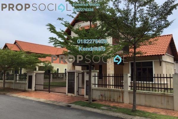 For Sale Bungalow at BK9, Bandar Kinrara Freehold Unfurnished 6R/6B 3.5m