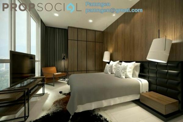For Sale SoHo/Studio at LD Legenda, Kuching Freehold Fully Furnished 1R/1B 211k