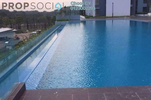 For Sale Condominium at Green Park, Seri Kembangan Freehold Unfurnished 3R/2B 410k