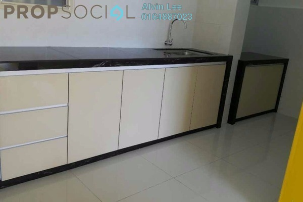 For Sale Apartment at Sri Saujana Apartment, Georgetown Freehold Semi Furnished 3R/2B 240k