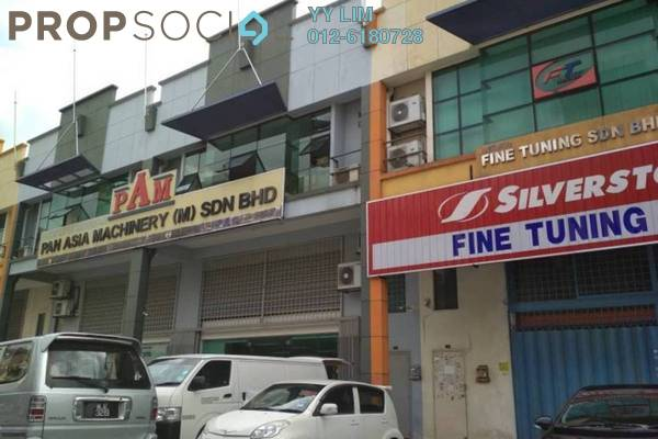 For Sale Factory at Dolomite Business Park, Batu Caves Freehold Semi Furnished 0R/0B 4.3m