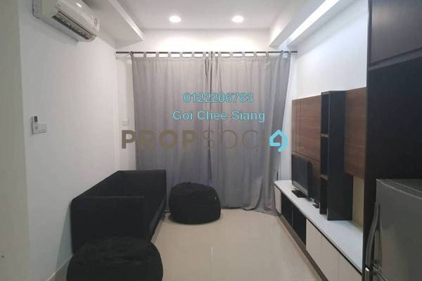 For Rent Serviced Residence at Desa Green Serviced Apartment, Taman Desa Freehold Fully Furnished 2R/2B 1.8k