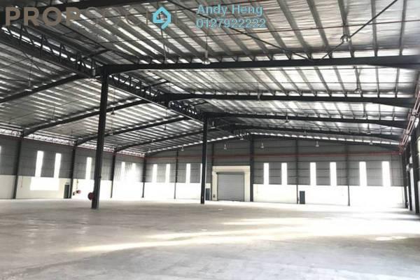 For Sale Factory at The Senai Garden, Senai Freehold Unfurnished 0R/0B 9m