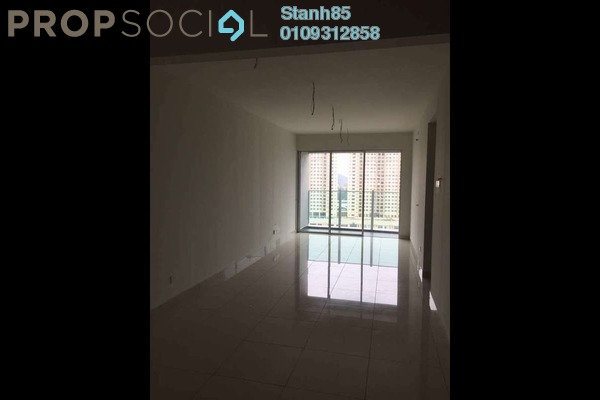 For Rent Condominium at Maxim Residences, Cheras Freehold Unfurnished 3R/2B 1.3k