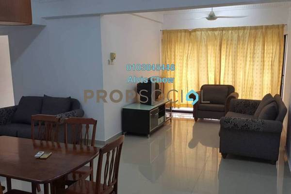 For Rent Condominium at Puncak Prima, Sri Hartamas Freehold Fully Furnished 3R/2B 2k