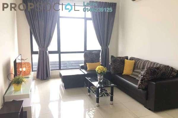 For Rent Condominium at Amaya Maluri, Cheras Freehold Fully Furnished 3R/2B 2.5k
