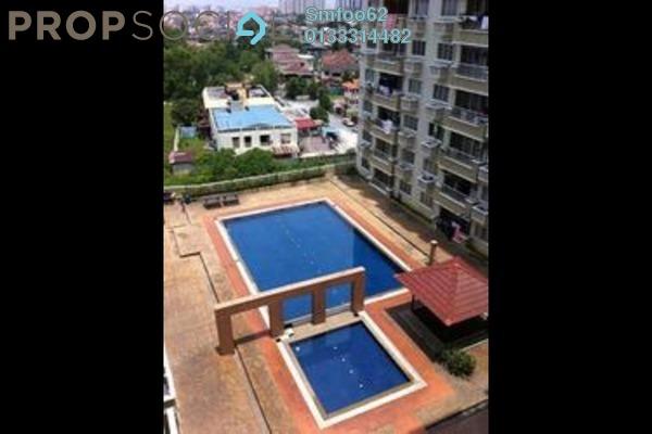 For Rent Condominium at Madu Mas, Setapak Freehold Semi Furnished 4R/2B 1.4k