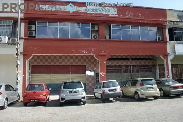 For Rent Factory at Taman Mayang, Kelana Jaya Freehold Unfurnished 0R/2B 9.8k