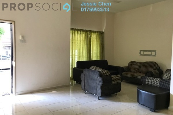 For Rent Semi-Detached at Vision Homes, Seremban 2 Freehold Semi Furnished 4R/3B 1.5k
