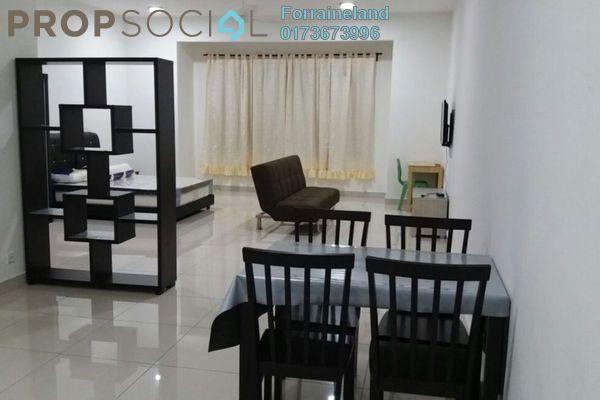 For Rent Condominium at Da Men, UEP Subang Jaya Freehold Fully Furnished 1R/1B 1.7k