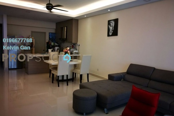 For Sale Serviced Residence at Setia Walk, Pusat Bandar Puchong Freehold Fully Furnished 3R/2B 650k
