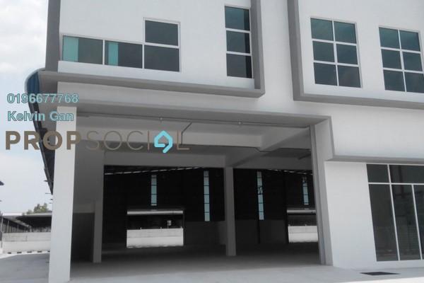 For Rent Factory at Taman Sungai Kapar Indah, Kapar Freehold Unfurnished 0R/0B 19k
