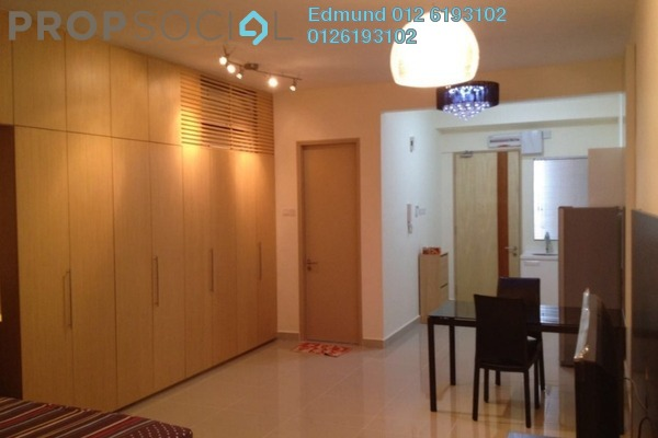 For Sale Condominium at Oasis Ara Damansara, Ara Damansara Freehold Semi Furnished 1R/2B 460k