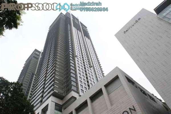 For Rent Condominium at Pavilion Residences, Bukit Bintang Freehold Semi Furnished 2R/2B 9k
