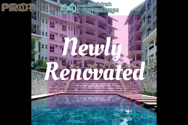 For Rent Condominium at Seri Maya, Setiawangsa Freehold Unfurnished 3R/3B 3k
