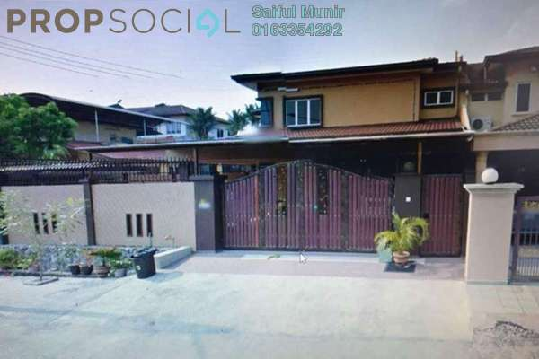 For Sale Terrace at BK4, Bandar Kinrara Freehold Semi Furnished 5R/4B 1.2m