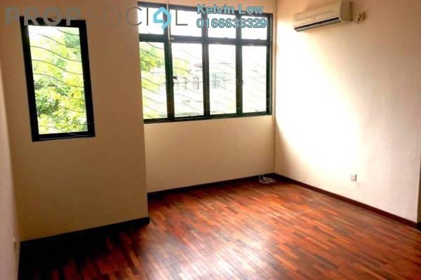 For Sale Terrace at Setia Impian, Setia Alam Freehold Semi Furnished 4R/3B 550k