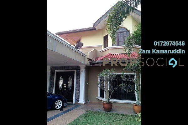 For Sale Semi-Detached at Section 8, Kota Damansara Freehold Semi Furnished 4R/2B 1.7m