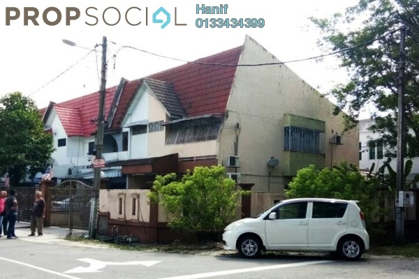 For Sale Terrace at Taman Cheras Indah, Cheras Freehold Semi Furnished 3R/3B 1.35m