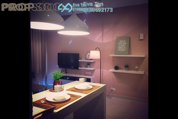 For Sale Serviced Residence at Regalia, Putra Freehold Fully Furnished 1R/1B 460k