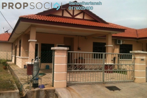 For Sale Semi-Detached at Cherating, Kuantan Leasehold Unfurnished 3R/2B 320k