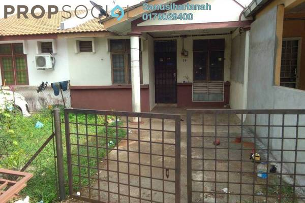 For Sale Terrace at Cherating, Kuantan Freehold Unfurnished 3R/2B 165k