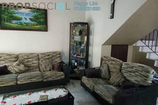 For Sale Terrace at Taman Desa Kemuning, Kota Kemuning Freehold Semi Furnished 4R/3B 500k