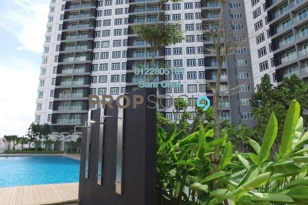 For Sale Serviced Residence at Mercury Serviced Apartment @ Sentul Village, Sentul Freehold Unfurnished 3R/2B 560k