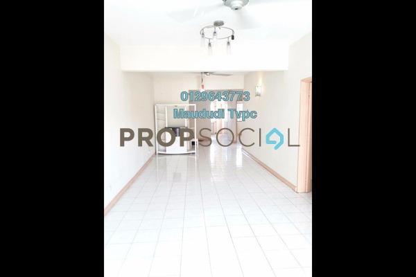 For Rent Condominium at Anjung Villa, Sentul Freehold Semi Furnished 3R/2B 2k
