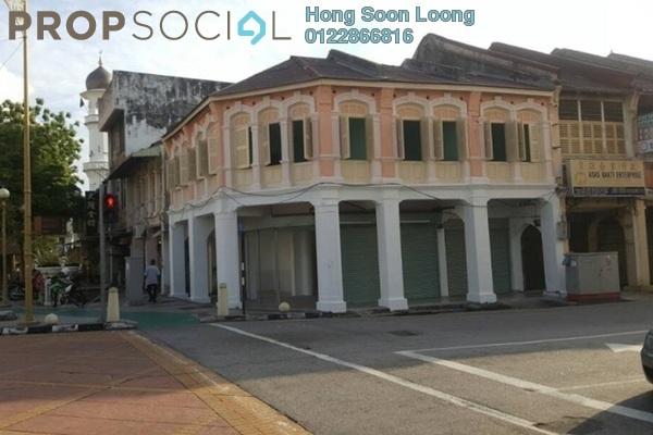 For Rent Shop at Jalan Masjid Kapitan Keling, Georgetown Freehold Unfurnished 0R/2B 18k