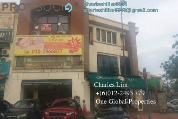 For Rent Shop at Aman Suria Damansara, Petaling Jaya Leasehold Semi Furnished 0R/0B 20.5k