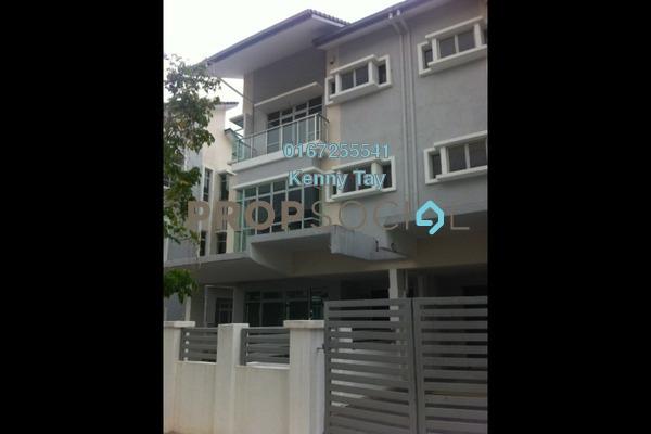 For Sale Semi-Detached at Laman Rimbunan, Kepong Freehold Semi Furnished 6R/5B 1.85m