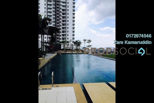 For Sale Condominium at Saville @ The Park, Pantai Freehold Fully Furnished 5R/3B 1.05m